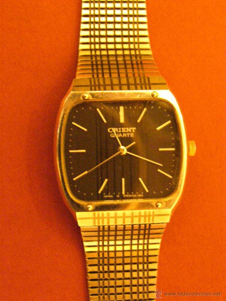 Relojes: Antiguo Reloj Orient - Quarz - Tipo Cadete - Funcionando - - Foto 2 - 40379589