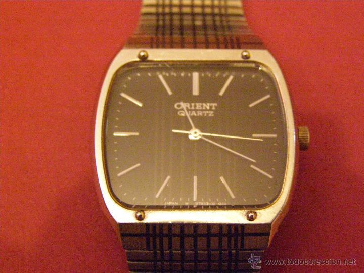 Relojes: Antiguo Reloj Orient - Quarz - Tipo Cadete - Funcionando - - Foto 3 - 40379589