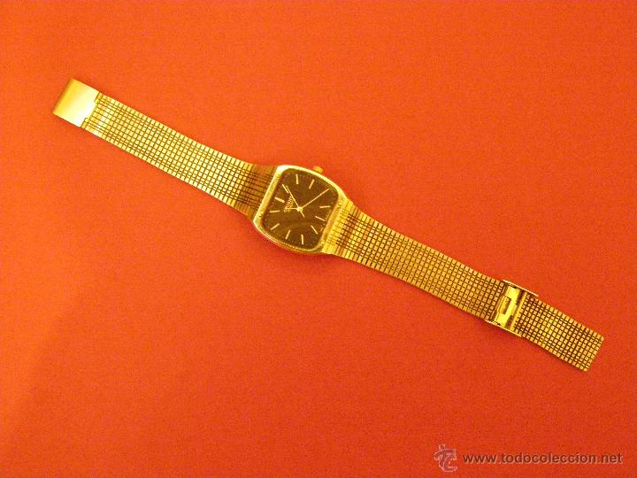 Relojes: Antiguo Reloj Orient - Quarz - Tipo Cadete - Funcionando - - Foto 4 - 40379589
