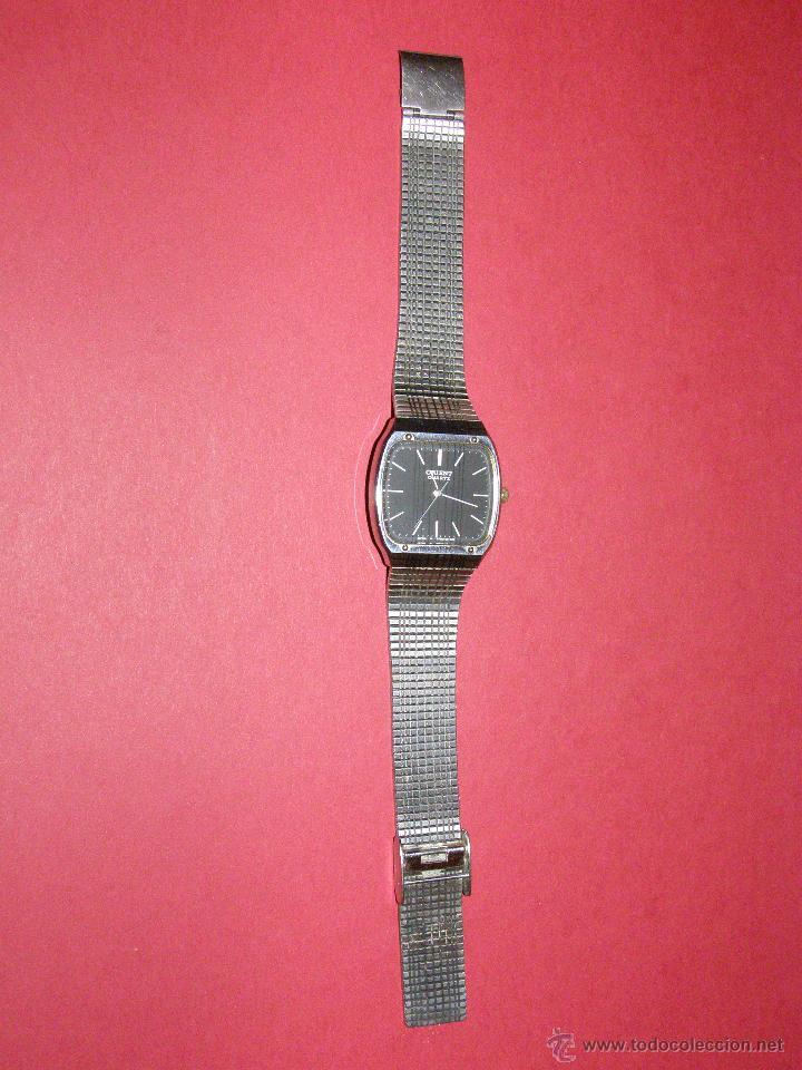 Relojes: Antiguo Reloj Orient - Quarz - Tipo Cadete - Funcionando - - Foto 6 - 40379589