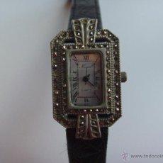 Relojes: RELOJ NIÑA QUARTZ MARCA NOVESTEL BISUTERIA AÑOS 80. Lote 40611385