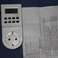 Relojes: TEMPORIZADOR SEMANAL ELECTRONICO , KDE . EN SU BLISTER ABIERTO SOLO PARA PROBAR Y FOTOS. Lote 43031273