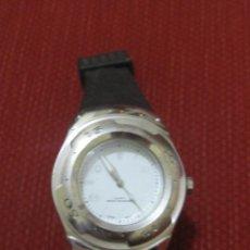 Relojes: RELOJ SEGUNDA MANO MARCA QUARTZ WATER RESISTANT. Lote 40851993