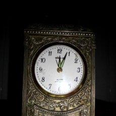Relojes: RELOJ DE CALAMINA CARGA MANUAL. Lote 40898339