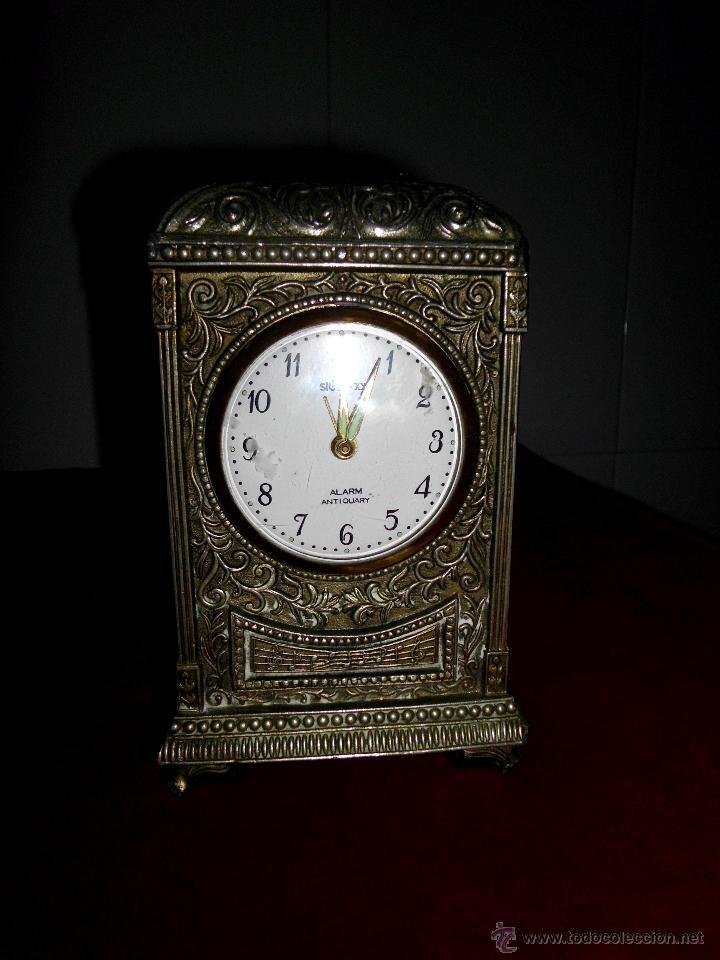 Relojes: Reloj de calamina de carga manual - Foto 5 - 40898339