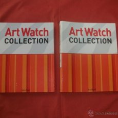 Relojes: FASCÍCULOS DE RELOJES - ART WATCH COLLECTION. Lote 41050526