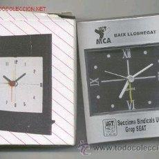 Relojes: RELOJ DESPERTADOR . Lote 41211487