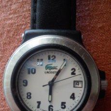 Relojes: RELOJ LACOSTE. Lote 41220764
