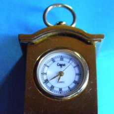 Relojes: RELOJ MINIATURA DORADO. Lote 188621411