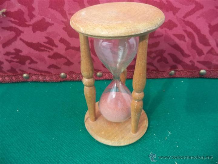 PEQUEÑO RELOJ DE ARENA (Relojes - Relojes Actuales - Otros)