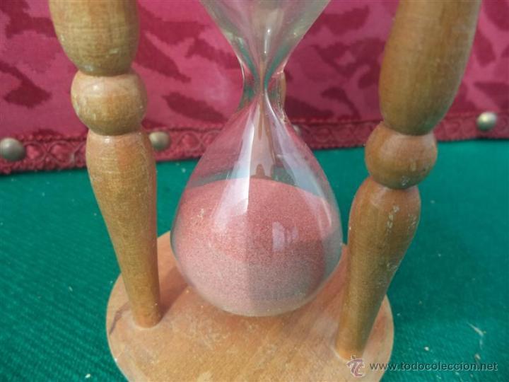 Relojes: pequeño reloj de arena - Foto 2 - 41246532