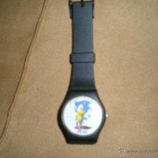 Relojes: PUBLICIDAD DE LAS CONSOLAS SEGA. Lote 41300322