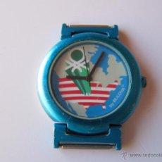 Relojes: RELOJ BENETTON BY BULOVA 90'S VINTAGE. Lote 41331304