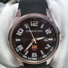 Relojes: RELOJ FC BARCELONA MUY BONITO Y DISEÑO SPORT. Lote 55389948