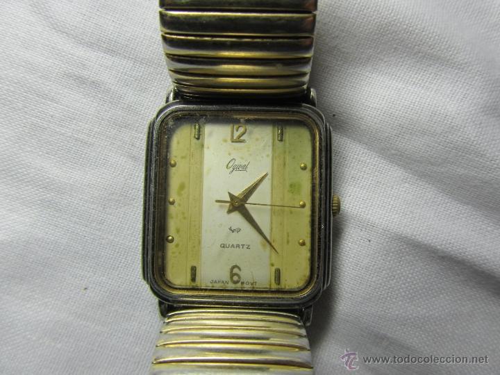 Relojes: Reloj marca Ojival, con correa de acero inoxidable. Japan Movt - Foto 2 - 41515714