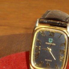 Relojes: RELOJ DE PULSERA MARCA GAROZZIA,MADE IN SWISS.. Lote 41517109