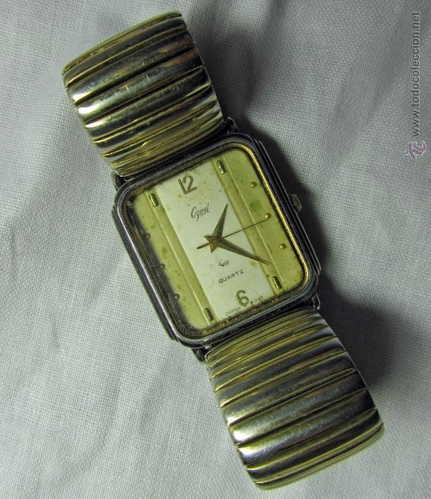 RELOJ MARCA OJIVAL, CON CORREA DE ACERO INOXIDABLE. JAPAN MOVT (Relojes - Relojes Actuales - Otros)