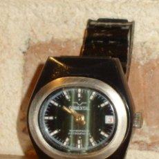 Relojes: CORIENTAL RELOJ PULSERA CABALLERO SUIZA CARGA MANUAL AÑOS 60-70.. Lote 41610307