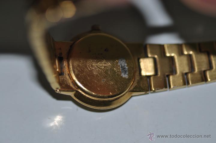 Relojes: reloj GUCCI ORIGINAL CHAPADO EN ORO - Foto 3 - 42056786
