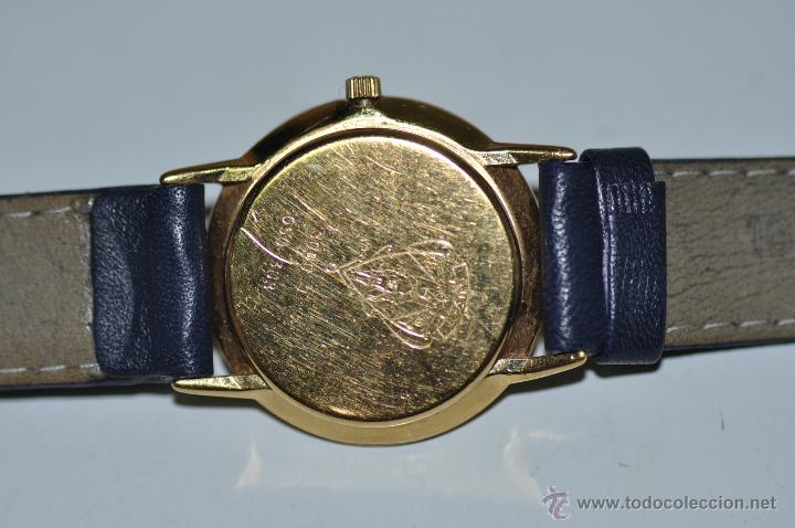 Relojes: reloj GUCCI ORIGINAL CHAPADO EN ORO 3000 J - Foto 4 - 42056850