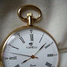Relojes: RELOJ SUIZO TORNELLI CUARZO EXPOSITOR. NUEVO COMPLETAMENTE.. Lote 27316512