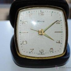 Relojes: RELOJ DESPERTADOR BLESSING FUNCIONA. Lote 42356776