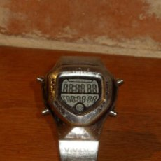 Relojes: VINTAGE RELOJ DE CABALLERO DIGITAL,MARCA LORUS(SEIKO).CORREA DE ACERO.. Lote 42377827