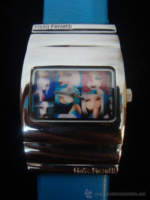 Relojes: RELOJ DE PULSERA HELIO FERRETTI. - Foto 3 - 42609183
