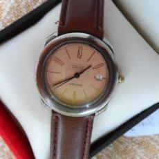 Relojes: BENETTON BY BULOVA RELOJ PARA MUJER, RESISTENTE AL AGUA, CORREA DE PIEL COLOR MARRÓN, BATERÍA NUEVA. Lote 42675683