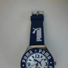 Relojes: RELOJ DE LA MARCA PUMA. PERFECTO ESTADO. COMO NUEVO. FUNCIONANDO. Lote 42853884