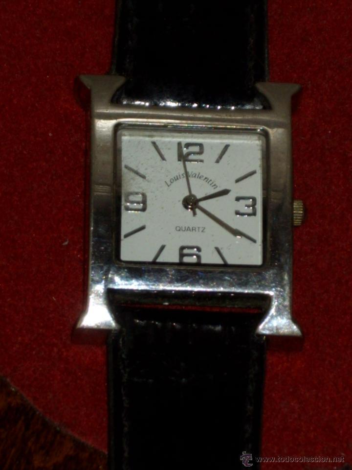 Relojes: RELOJ DE PULSERA ,LOUIS VALENTIN, QUART. - Foto 5 - 43299345