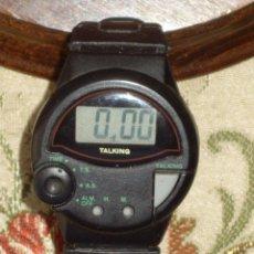 Relojes: RELOJ DE PULSERA TALKING,VARIAS FUNCIONES,AÑOS 70.. Lote 43352073