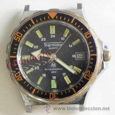 Relojes: RELOJ THERMIDOR WATERPROOF - FRANCIA - NO FUNCIONA - DE PULSERA - DE AGUJAS 100 M - MÁQUINA. Lote 43420795