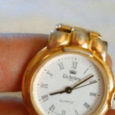 Relojes: RELOJ RICHELIEU SUIZO DE MUJER RESISTENTE AL AGUA. SWISS MADE. Lote 43480558