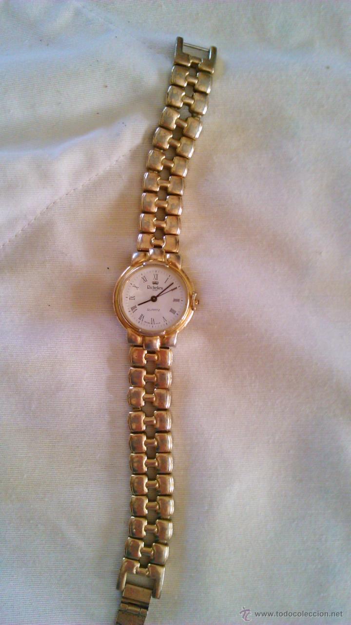 Relojes: Reloj Richelieu suizo de mujer resistente al agua. SWISS MADE - Foto 2 - 43480558