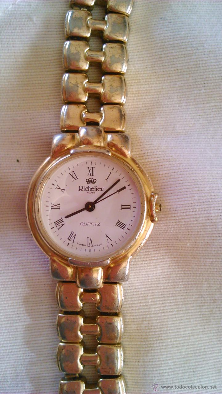 Relojes: Reloj Richelieu suizo de mujer resistente al agua. SWISS MADE - Foto 3 - 43480558
