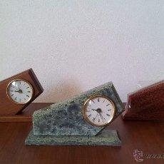 Relojes: RELOJ DE MESA . Lote 43639864