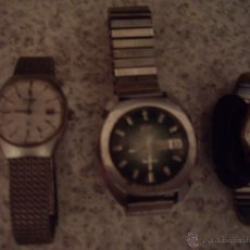 Relojes: LOTE RELOJES CITIZEN-ORIENT-CERTINA. Lote 44321352