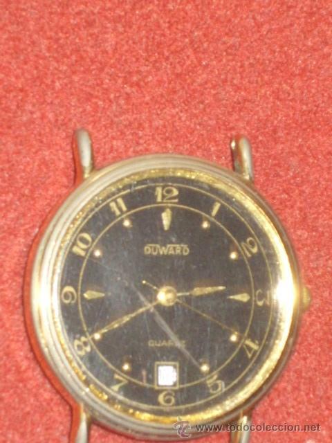 RELOJ DE PULSERA, MARCA DUWARD , CON CALENDARIO,QUART.NUMERADO. (Relojes - Relojes Actuales - Otros)