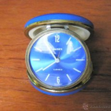 Relojes: RELOJ DESPERTADOR KAISER MADE IN GERMANY FUNCIONANDO. Lote 44749100