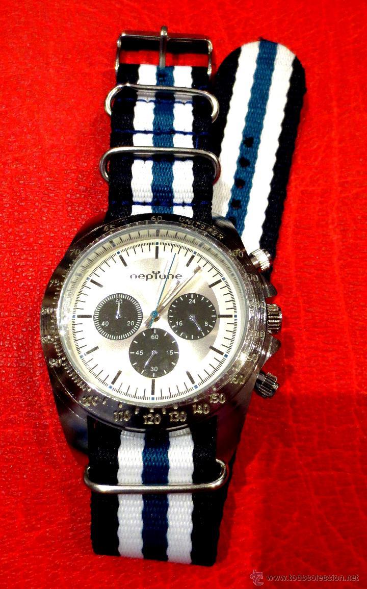 Precioso Reloj Precioso Marca Neptune Nuevo Nuevo Marca Reloj XZOTkiPu