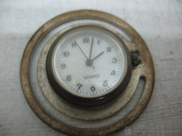 ANTIGUO RELOJ DE PLATA (Relojes - Relojes Actuales - Otros)