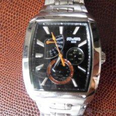 Relojes: RELOJ MARCA DUWARD CON PULSERA ORIGINAL. Lote 45266924