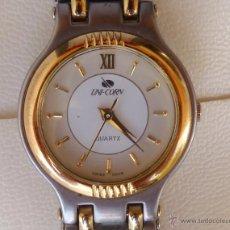 Relojes: RELOJ PARA MUJER MARCA UNI-CORN, MOVIMIENTO SUIZO, DE BATERÍA (QUARTZ), RESISTENTE AL AGUA, USADO. Lote 45381457