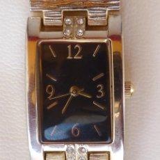 Relojes: RELOJ PARA MUJER MARCA ALLUDE FMD, MOVIMIENTO JAPONÉS, RELOJ DE BATERÍA (QUARTZ), RELOJ USADO. Lote 45385543
