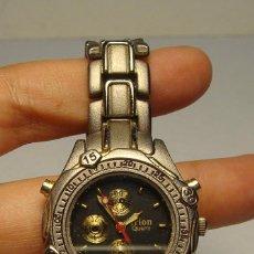Relojes: RELOJ DE PULSERA. IRION - QUARTZ - TITANIUM. WATER RESISTANT.. Lote 45480055
