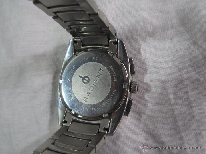 Relojes: Reloj de pulsera de caballero Radiant funcionando - Foto 6 - 53824910