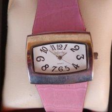 Relojes: RELOJ PARA MUJER MARCA INFINITY QUARTZ, RELOJ DE BATERÍA (LA BATERÍA ES NUEVA), MOVIMIENTO JAPONÉS. Lote 45873168