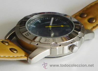 Relojes: RELOJ DE PULSERA TUAREG - MODELO AVENTURA - NUEVO - ELEGANTE DISEÑO - MÁQUINA - MÁS RELOJES EN VENTA - Foto 2 - 45965310