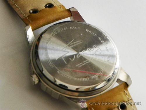 Relojes: RELOJ DE PULSERA TUAREG - MODELO AVENTURA - NUEVO - ELEGANTE DISEÑO - MÁQUINA - MÁS RELOJES EN VENTA - Foto 3 - 45965310